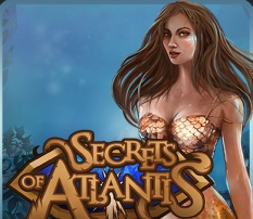 Darmowe spiny na Secrets of Atlantis w Casumo