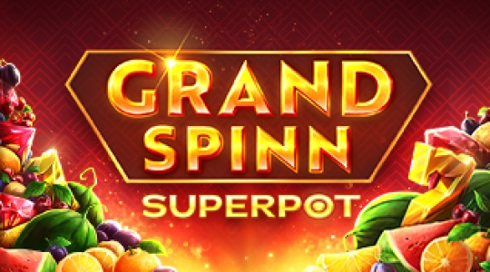 Betsafe: 50 spinów bez depozytu na Grand Spinn Superpot
