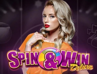 Kasyno Betsson: 175 free spinów na Spin and Win Deluxe