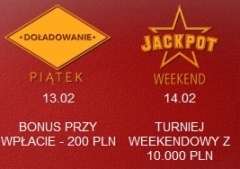 Reload bonus do 100 pln kasyno betsson 1
